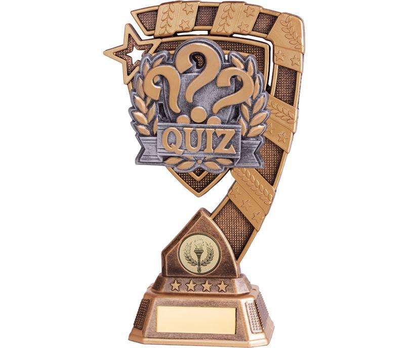 """Euphoria Quiz Trophy 15cm (6"""")"""