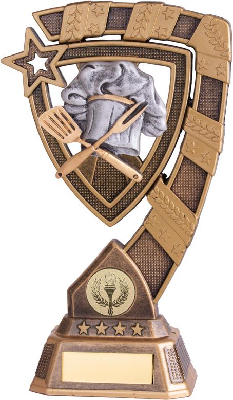 """Euphoria Cooking Trophy 13cm (5"""")"""