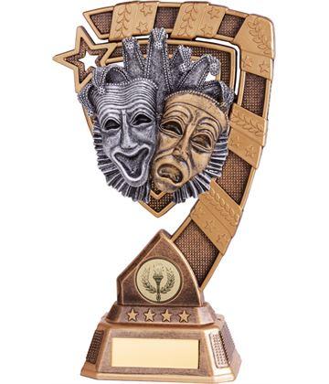 "Euphoria Drama Trophy 15cm (6"")"