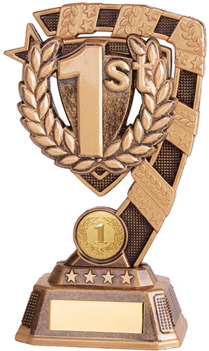 """Euphoria 1st Place Trophy 13cm (5"""")"""
