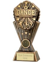 "Cosmos Dance Trophy 20cm (8"")"