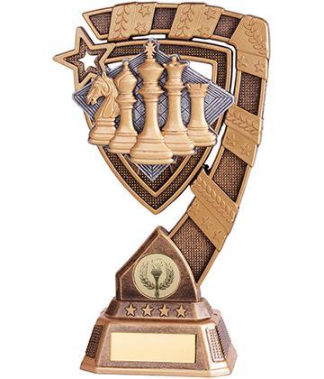 """Euphoria Chess Trophy 15cm (6"""")"""