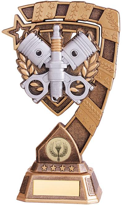"""Euphoria Motorsport Piston Trophy 13cm (5"""")"""