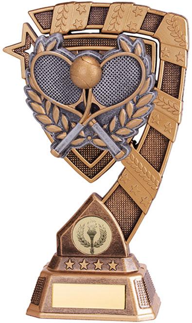 """Euphoria Tennis Trophy 15cm (6"""")"""