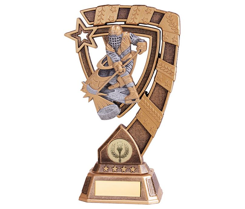 "Euphoria Ice Hockey Trophy 15cm (6"")"
