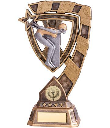 "Euphoria Female Swimming Trophy 13cm (5"")"