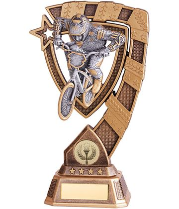 "Euphoria BMX Trophy 15cm (6"")"