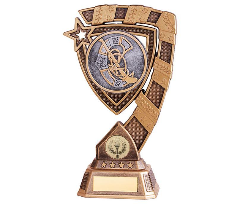 """Euphoria GAA Camogie Trophy 13cm (5"""")"""