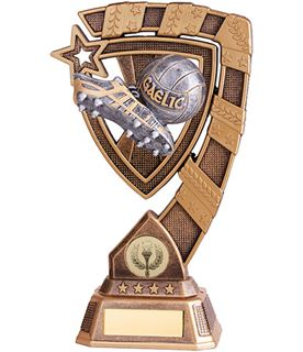 "Euphoria GAA Boot & Ball Trophy 15cm (6"")"