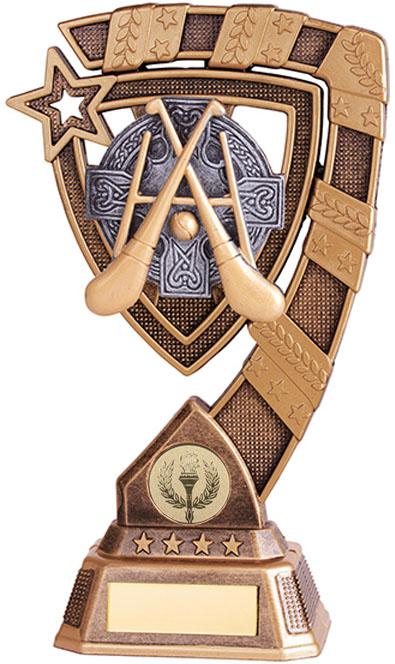 """Euphoria GAA Hurling Trophy 13cm (5"""")"""