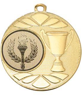 "Multi Award Trophy Cup Medal Gold 50mm (2"")"