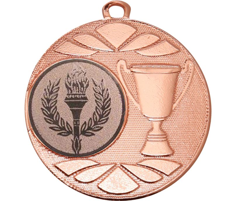 "Multi Award Trophy Cup Medal Bronze 50mm (2"")"