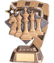 """Euphoria Chess Trophy 13cm (5"""")"""