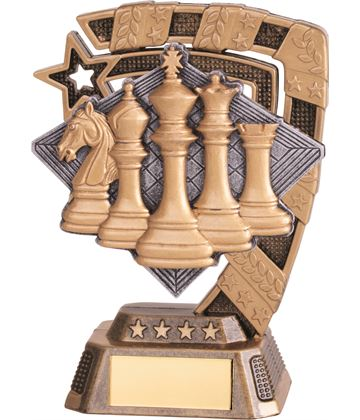 Chess Trophies | Trophy Store
