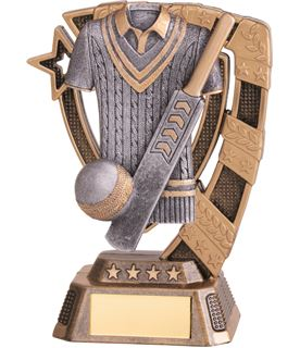 "Euphoria Cricket Trophy 13cm (5"")"