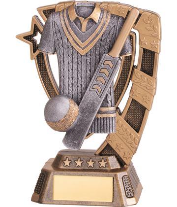 """Euphoria Cricket Trophy 13cm (5"""")"""