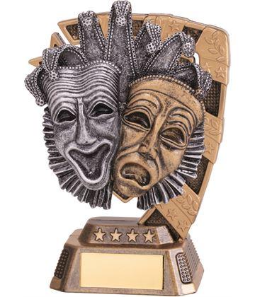 "Euphoria Drama Trophy 13cm (5"")"