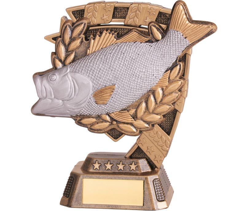 """Euphoria Fishing Trophy 13cm (5"""")"""