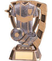 "Euphoria Football Trophy 13cm (5"")"