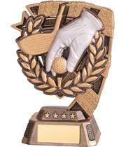 "Euphoria Golf Trophy 13cm (5"")"