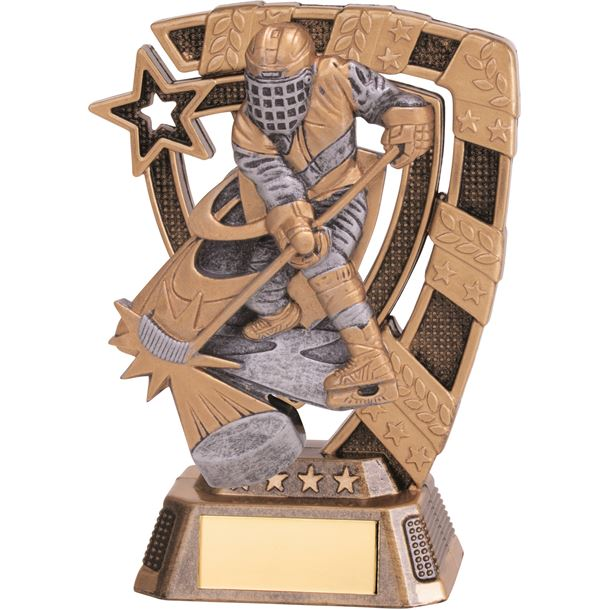"Euphoria Ice Hockey Trophy 13cm (5"")"