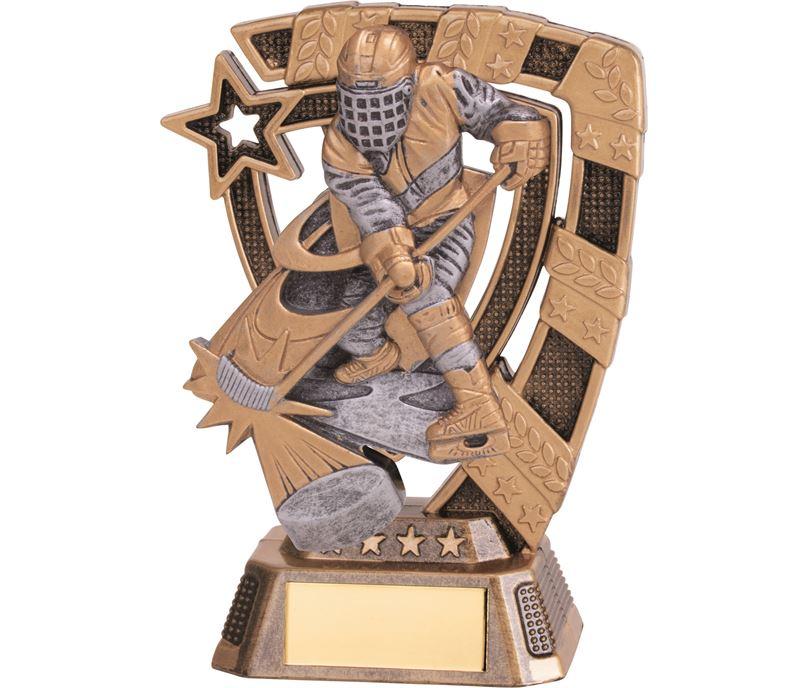 """Euphoria Ice Hockey Trophy 13cm (5"""")"""