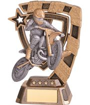 "Euphoria Motocross Trophy 13cm (5"")"