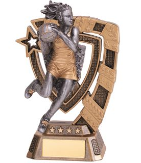 "Euphoria Netball Trophy 13cm (5"")"