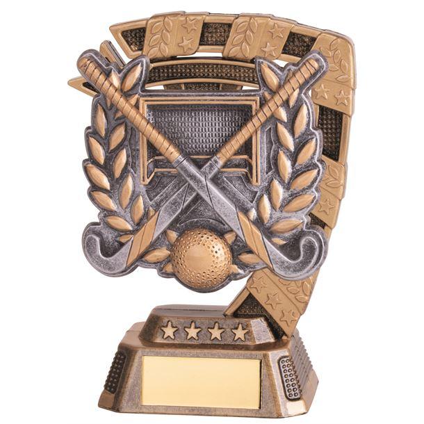 """Euphoria Hockey Trophy 13cm (5"""")"""