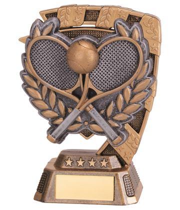 """Euphoria Tennis Trophy 13cm (5"""")"""