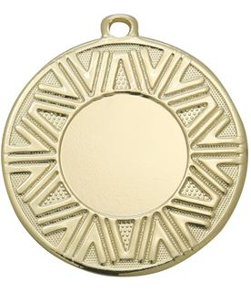 "Achievement Emoji Medal Gold 50mm (2"")"