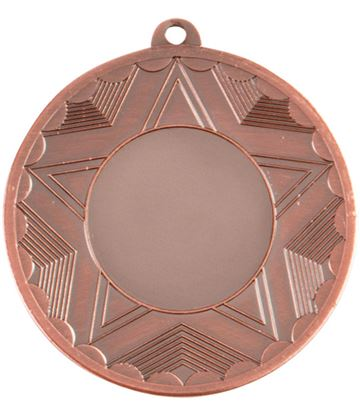 "Horizon Medal Series Bronze 50mm (2"")"