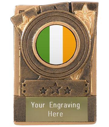 """Irish Fridge Magnet Award 8cm (3.25"""")"""