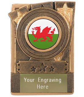 """Welsh Fridge Magnet Award 8cm (3.25"""")"""