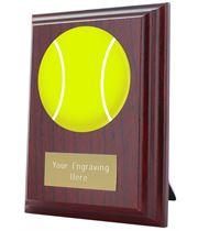 "Tennis Plaque Award 10cm (4"")"