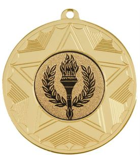 "Horizon Medal Series Gold 50mm (2"")"