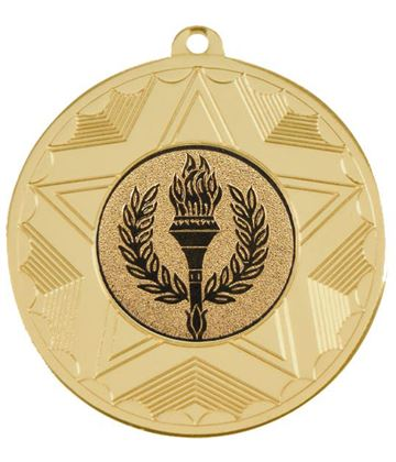"Horizon Medal Series Gold 50mm (2"")"