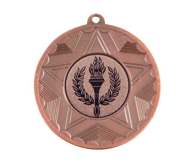 "Horizon Medal Series Bronze 50mm (2"")"