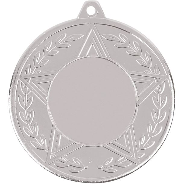"Caesar Achievement Medal Silver 50mm (2"")"