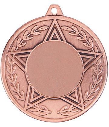 "Caesar Achievement Medal Bronze 50mm (2"")"