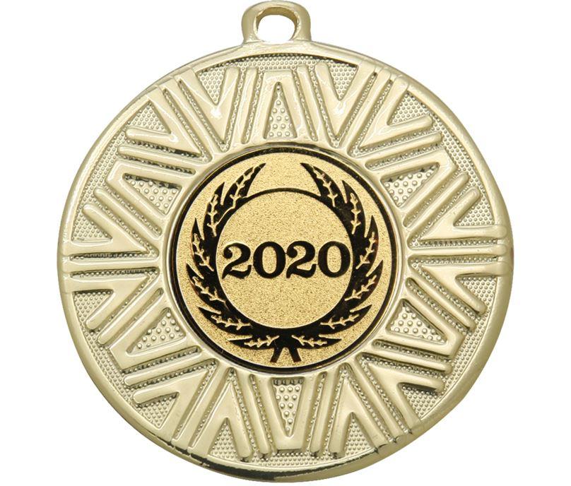 "2020 Achievement Medal Gold 50mm (2"")"