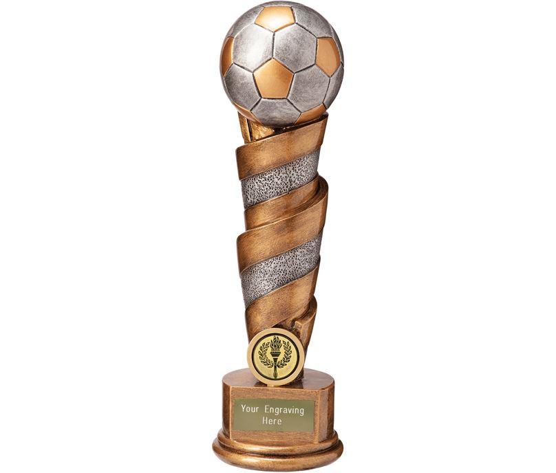 """Cyclone Football Trophy 21cm (8.25"""")"""