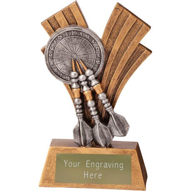"""Darts Xplode Trophy 18cm (7"""")"""