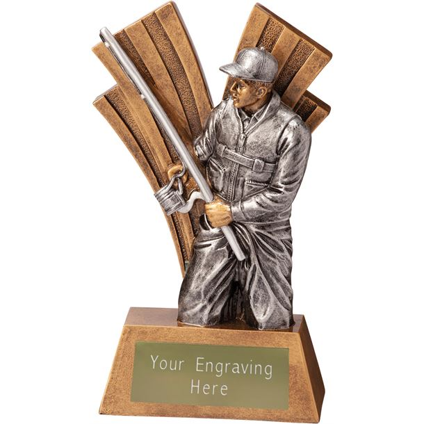 "Fishing Xplode Trophy 15cm (6"")"