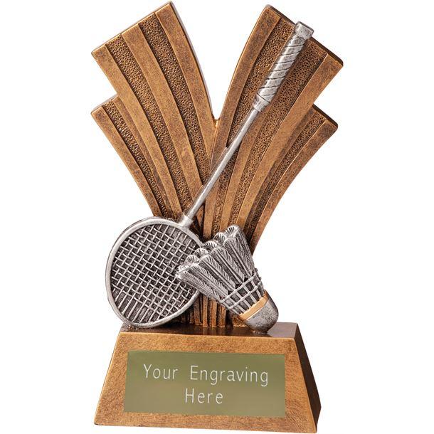 """Badminton Xplode Trophy 18cm (7"""")"""