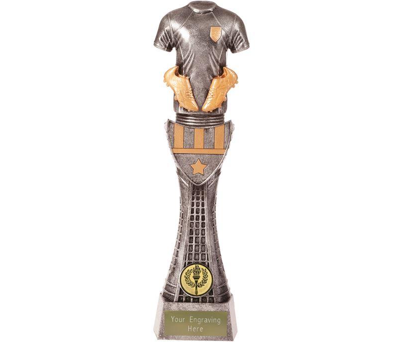 """Football Shirt Armour Trophy 29.5cm (11.75"""")"""