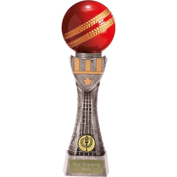 "Cricket Armour Trophy 28cm (11"")"