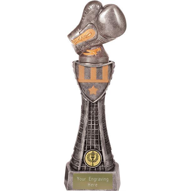 "Boxing Armour Trophy 31.5cm (12.5"")"
