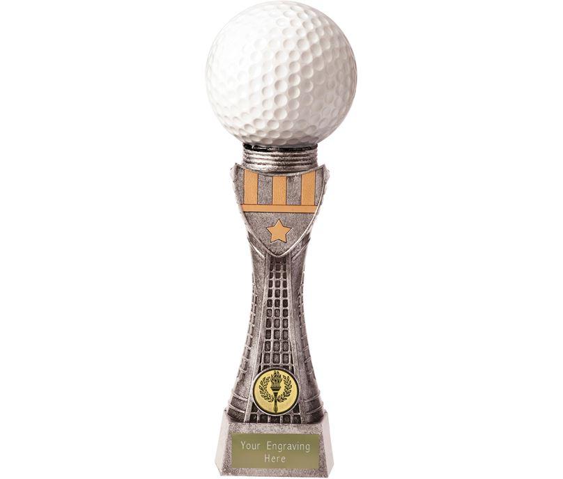 "Golf Armour Trophy 28cm (11"")"