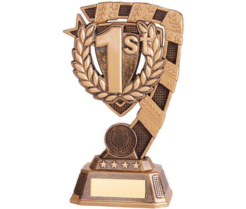 """Euphoria 1st Place Trophy 18cm (7"""")"""